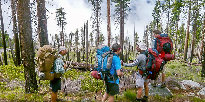 Туристический рюкзак подбирайте с учетом своего роста и комплекции - с ним вам должно быть максимально комфортно