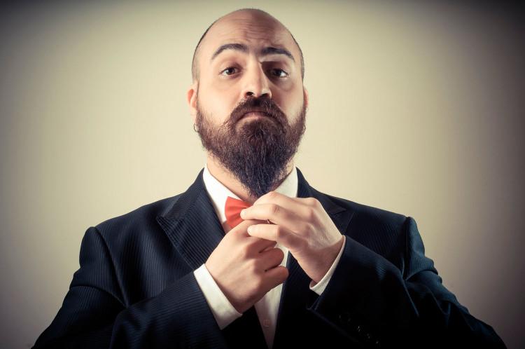 Испытания на пути к красивой бороде