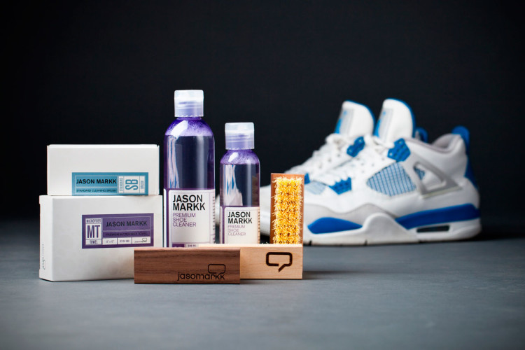 Средства для чистки обуви от Jason Markk
