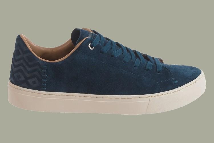 Замшевые кроссовки TOMS Lenox