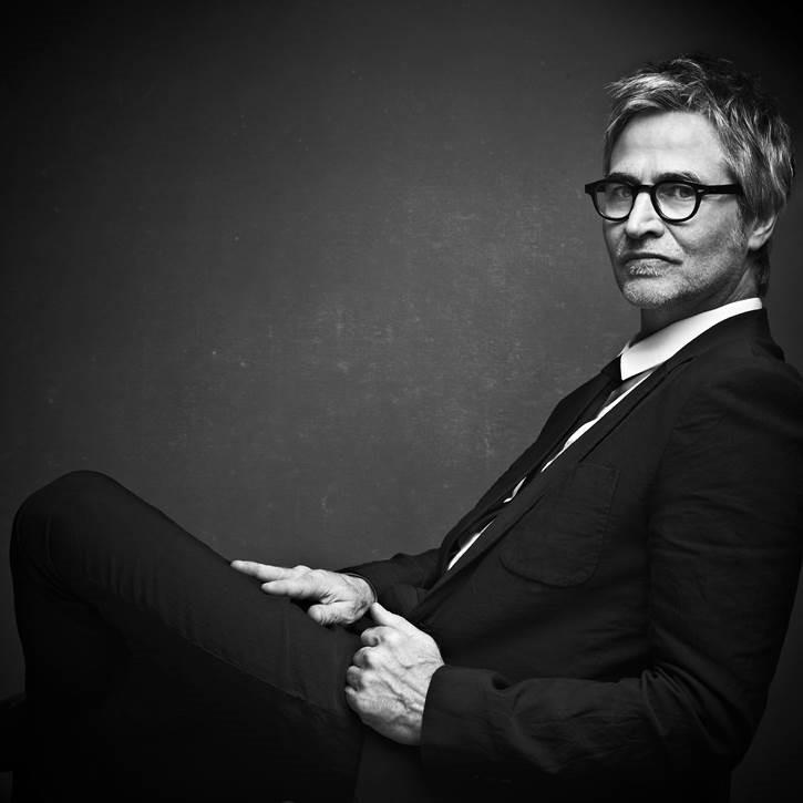 Основатель, бессменный глава, креативный директор, а на первых порах еще и фотограф бренда American Crew Дэвид Раккулья