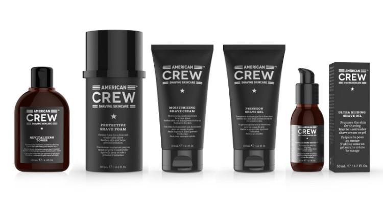 Средства для бритья American Crew - лаконичный джентльменский набор