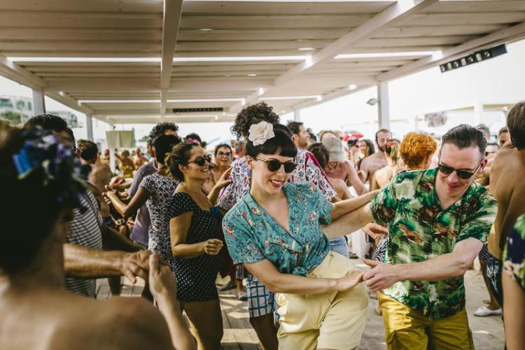 Социальные танцы - отличное хобби