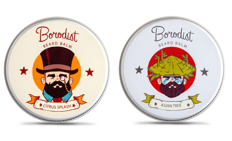 Бальзам для бороды продается в компактных баночках по 50 г