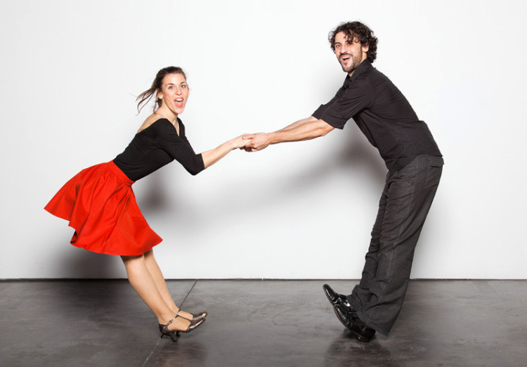 Учиться танцам можно как одному, так и с девушкой
