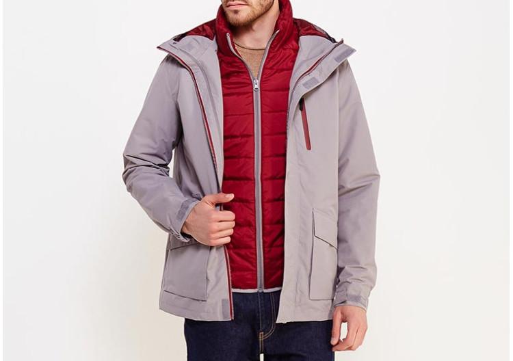 Куртки-трансформеры обычно имеют детали спортивного стиля