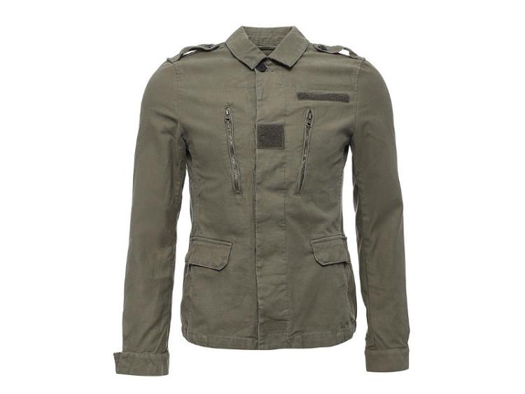 Легкие куртки из текстиля по сути заменяют пиджак в неформальном образе