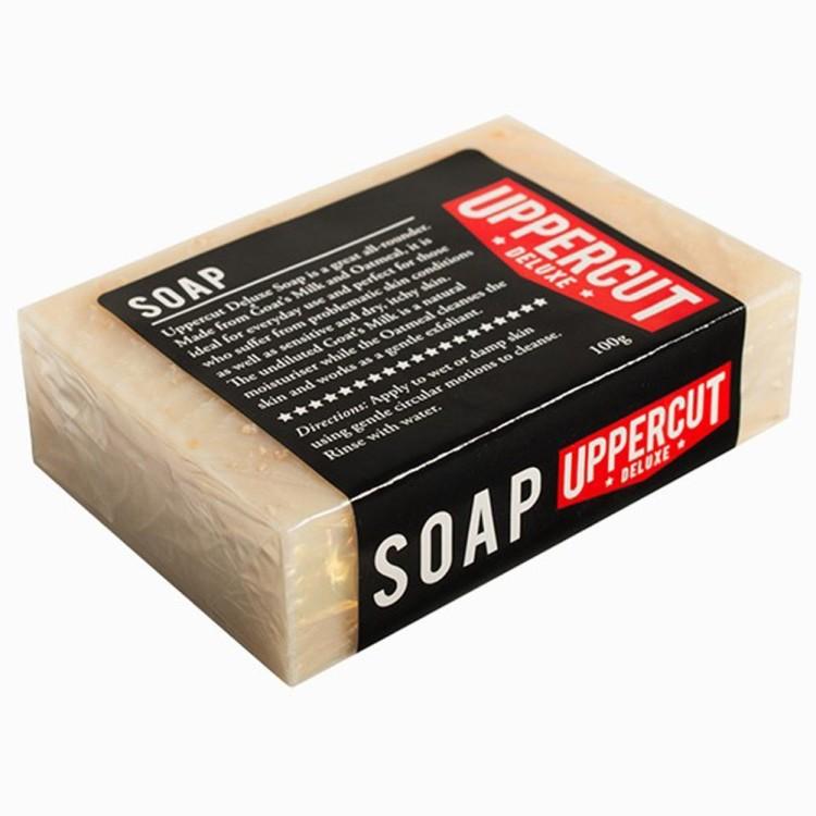 Брусковое мыло Uppercut подходит и для бритья