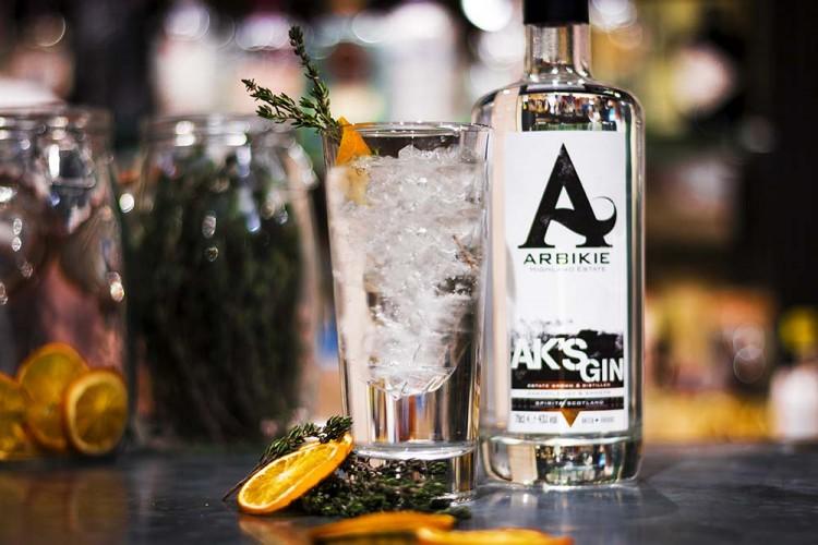 Джин – английская можжевеловая водка, отлично проявляющая себя в коктейлях