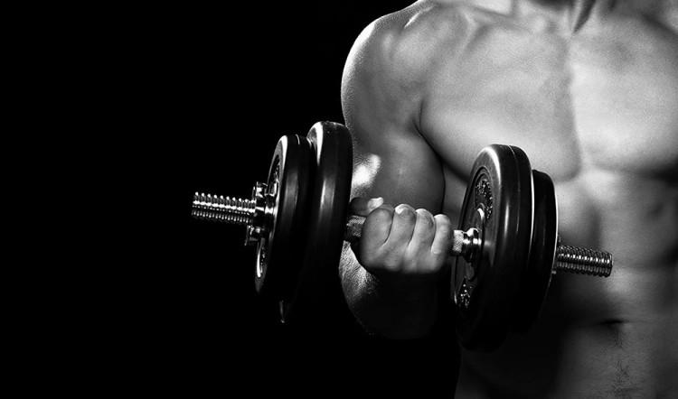 Упражнения с гантелями лучше начинать с разминки