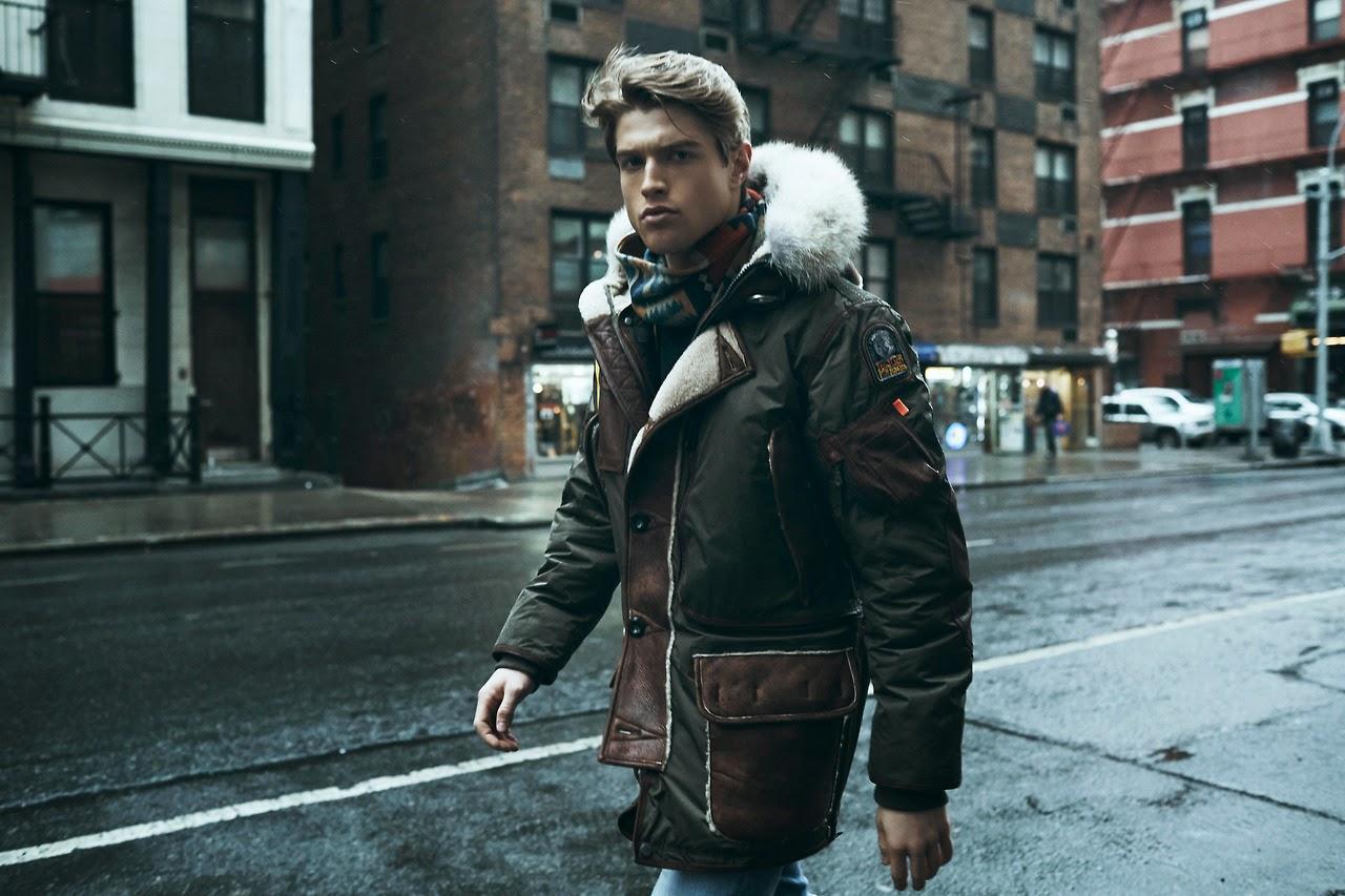 """Чем менее """"спортивно"""" выглядит куртка, тем лучше она подходит для городского стиля"""