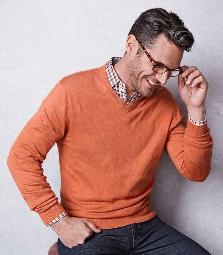 Оранжевый цвет – средство от депрессии