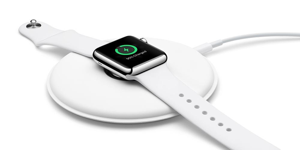 Apple Watch и фирменная док-станция