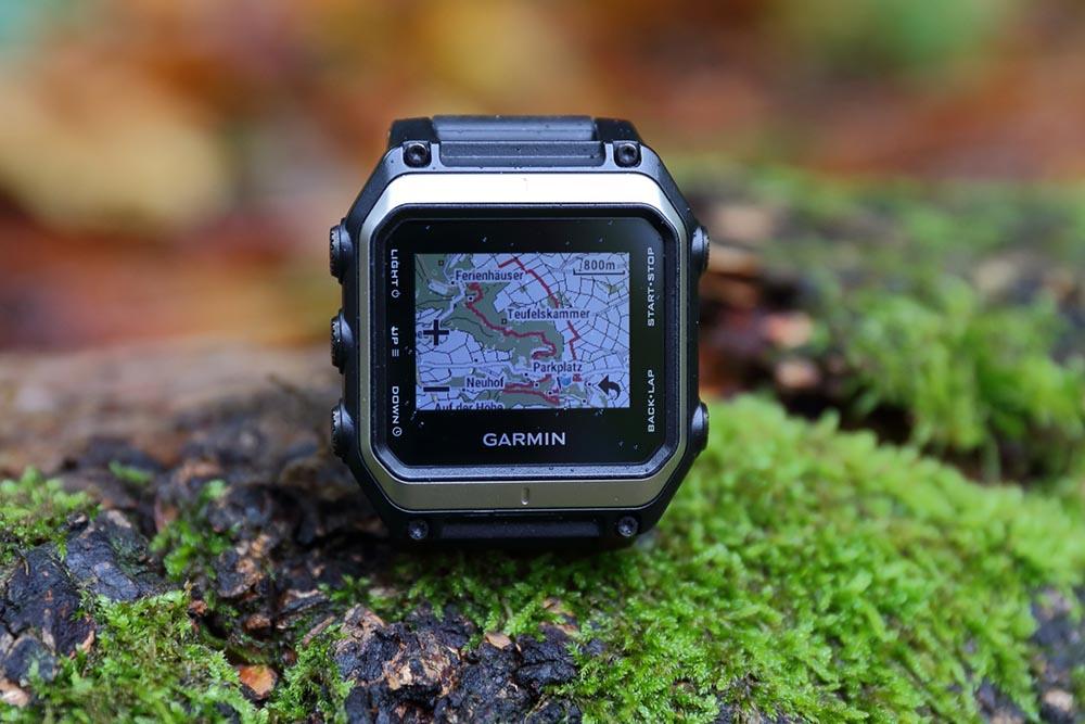 Garmin Epix Topo – умные часы с навигатором