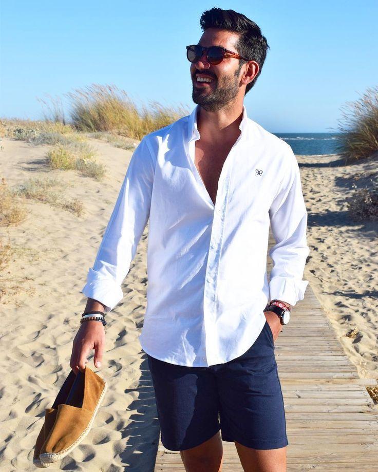 Одежда для пляжа предоставляет такой же простор для самовыражения, как и любая другая