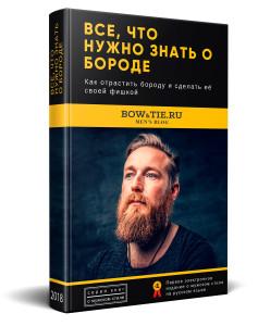 Всё, что нужно знать о бороде - бесплатная электронная книга