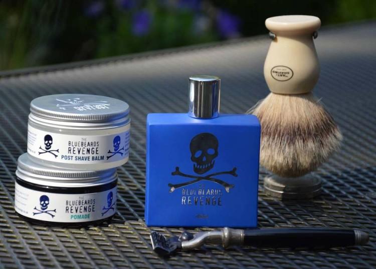 The Bluebeards Revenge – мужской британский бренд, выпускающий широкий ассортимент средства для ухода за телом и волосами