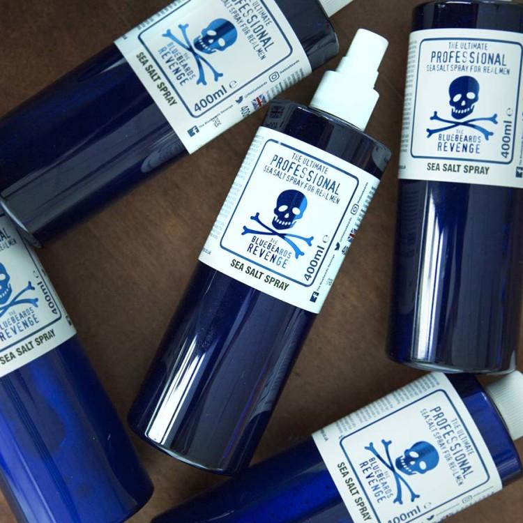 The Bluebeards Revenge выпускают спреи для укладки волос с содержанием морской соли