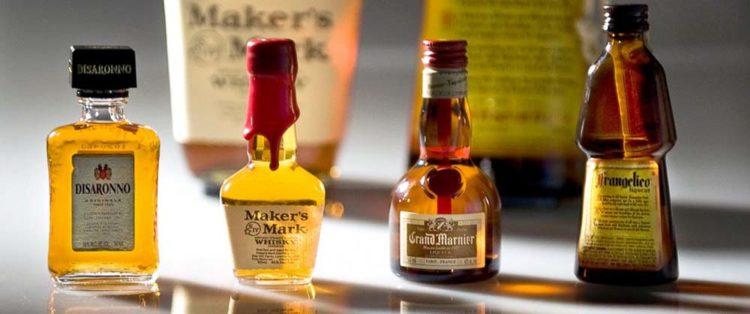 Алкогольные миньоны – ударная доза в компактном размере