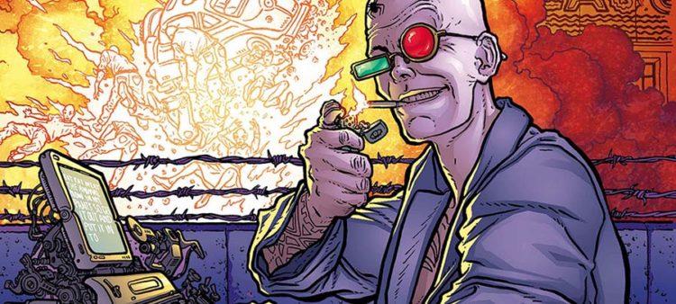 Комиксы против сил зла
