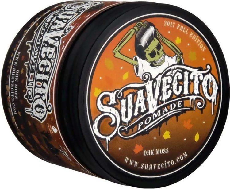 Помада для волос Suavecito имеет водную основу