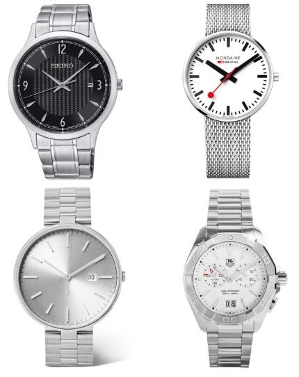 Купить себе часы Seiko и Mondaine и не пожалеете. Такой аксессуар будет с вами еще долго