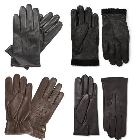 Придайте элегантный завершающий штрих вашему образу с элегантными и стильными перчатками из кожи