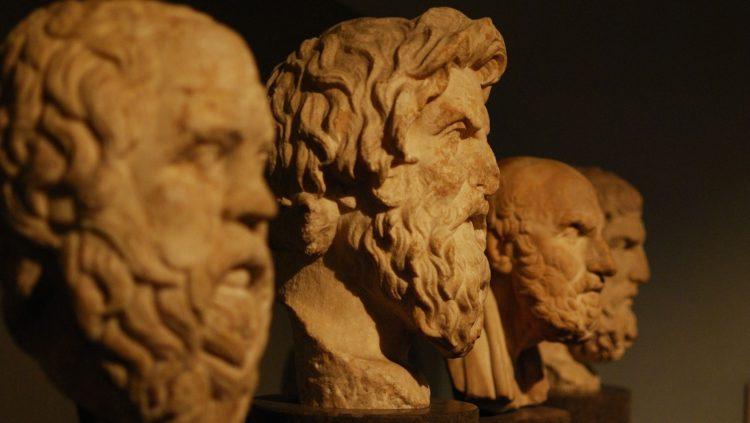 И даже древним философам есть что сказать современным мужчинам