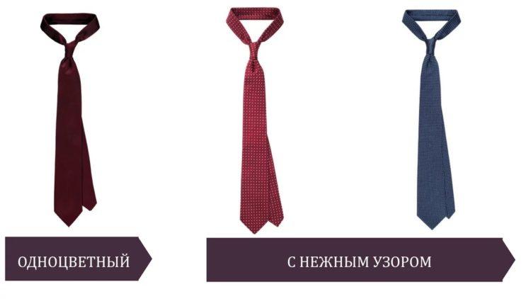 Как выбрать галстук гостю на свадьбу