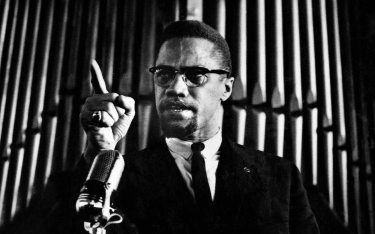 Малькольм Икс был признан одним из самых влиятельных афроамериканцев в истории