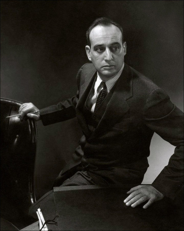 Роберт Мозес - известный американский градостроитель, сформировавший облико современного Нью-Йорка