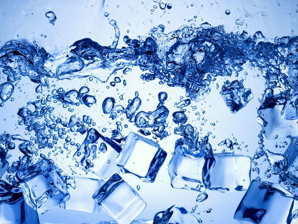 Как быстро сделать из воды лед - Barsa4u