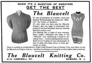 1908. Blauvelt