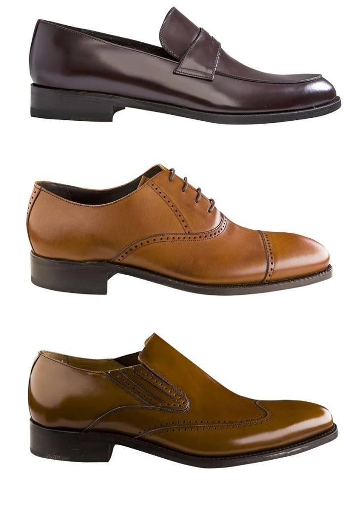 Гардероб стильного мужчины, классическая обувь