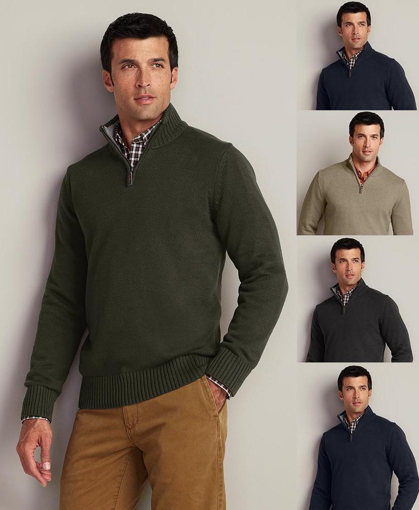 Гардероб стильного мужчины, свитер