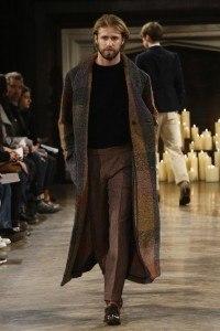 Мужская мода осень - зима 2014 года