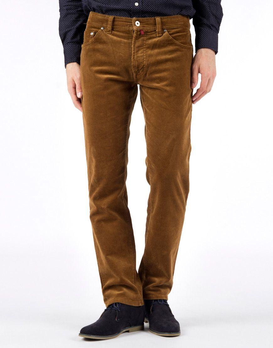 Мужские вельветовые брюки