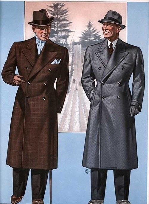 Как подобрать пальто мужчине