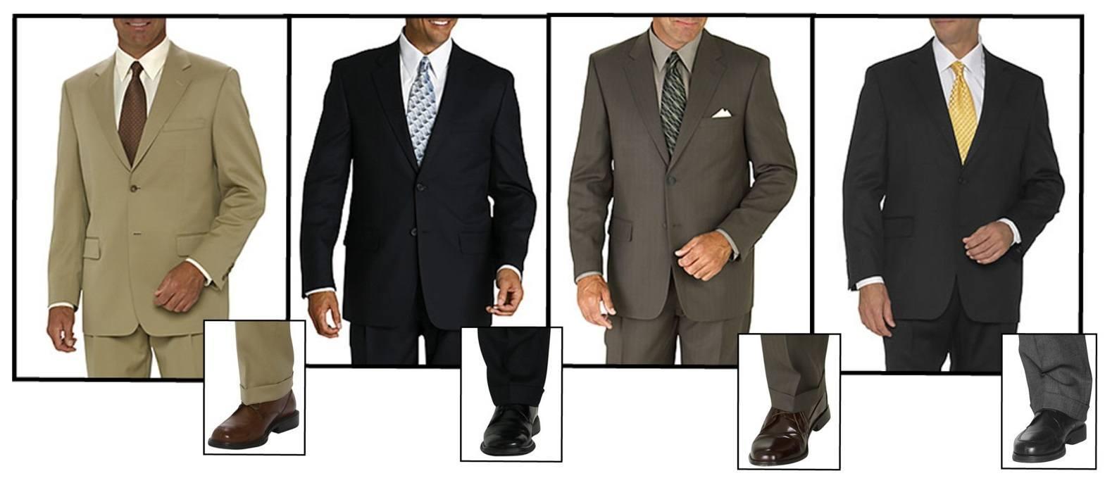 Как правильно сочетать цвета в одежде, деловой стиль