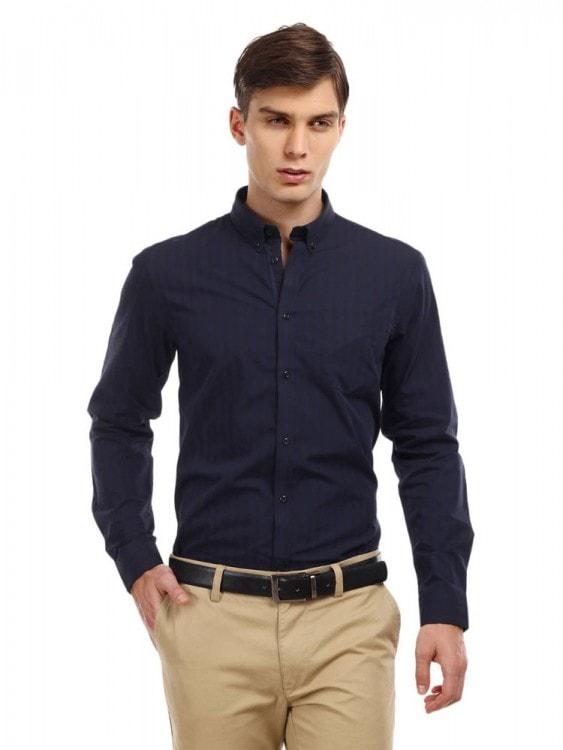 Отдавайте предпочтение рубашкам Slim-Fit