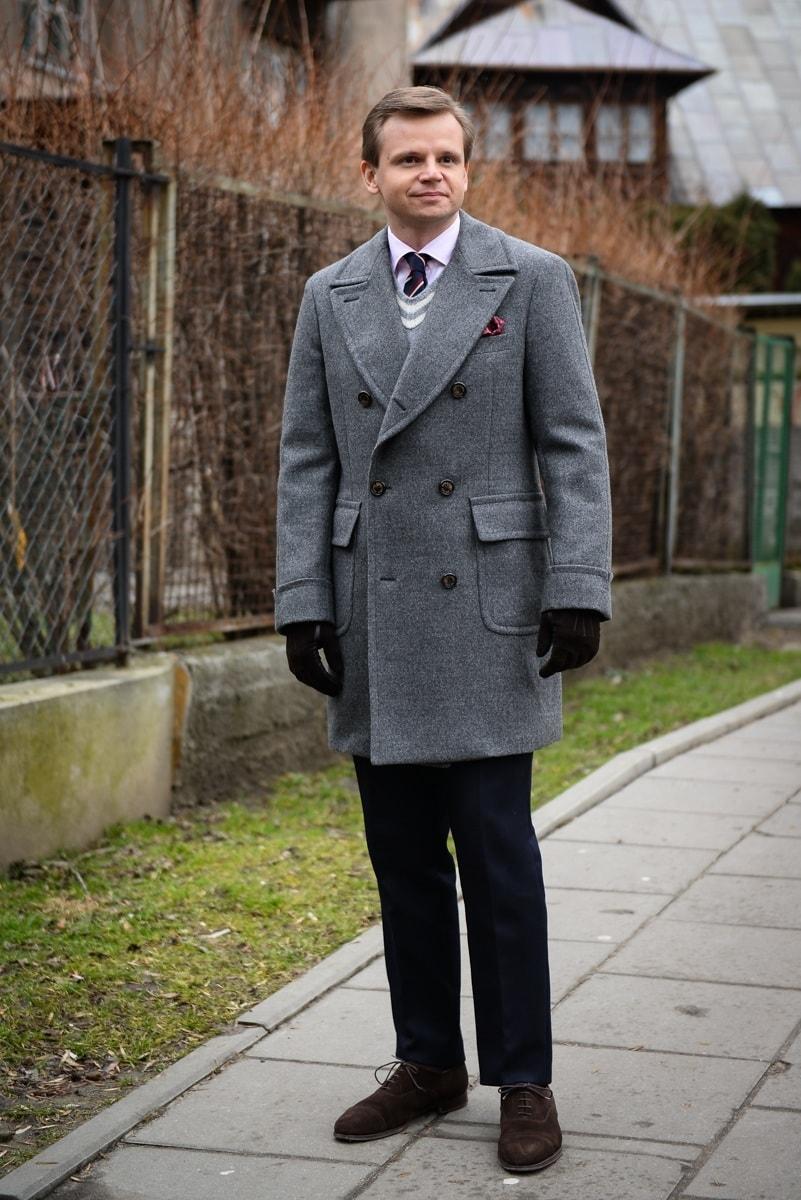 Пальто Ольстер Ulster coat