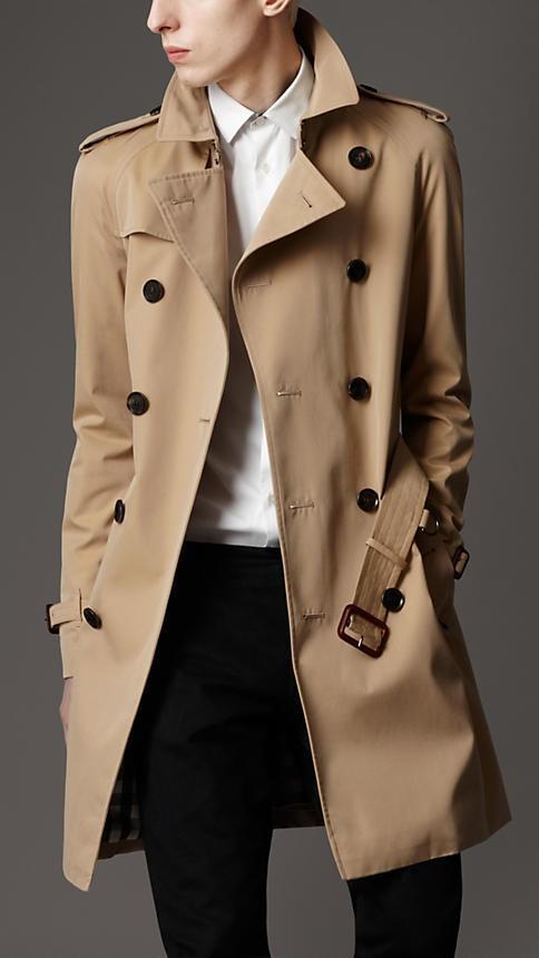 Пальто Тренч или Барберри Trench Coat
