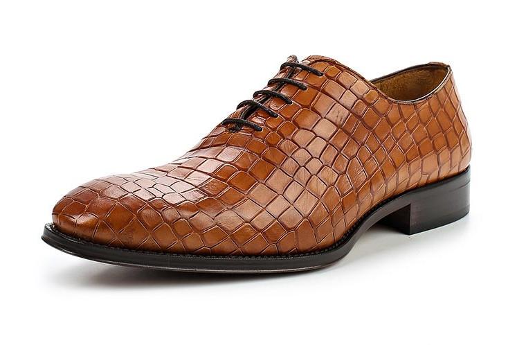 Туфли коричневые Umber