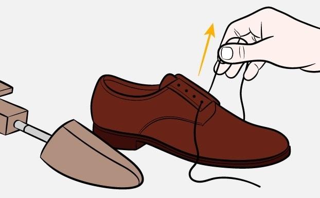 Как почистить обувь - ухаживаем за обувью