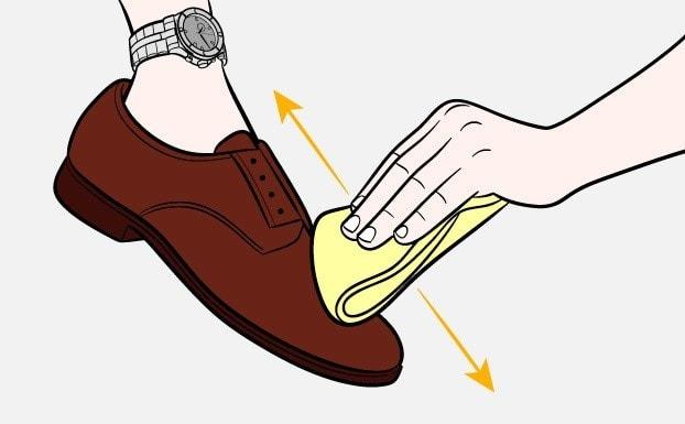 Как-почистить-обувь-Шаг-2