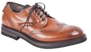 Как выбрать зимнюю обувь, мужские туфли с мехом 2
