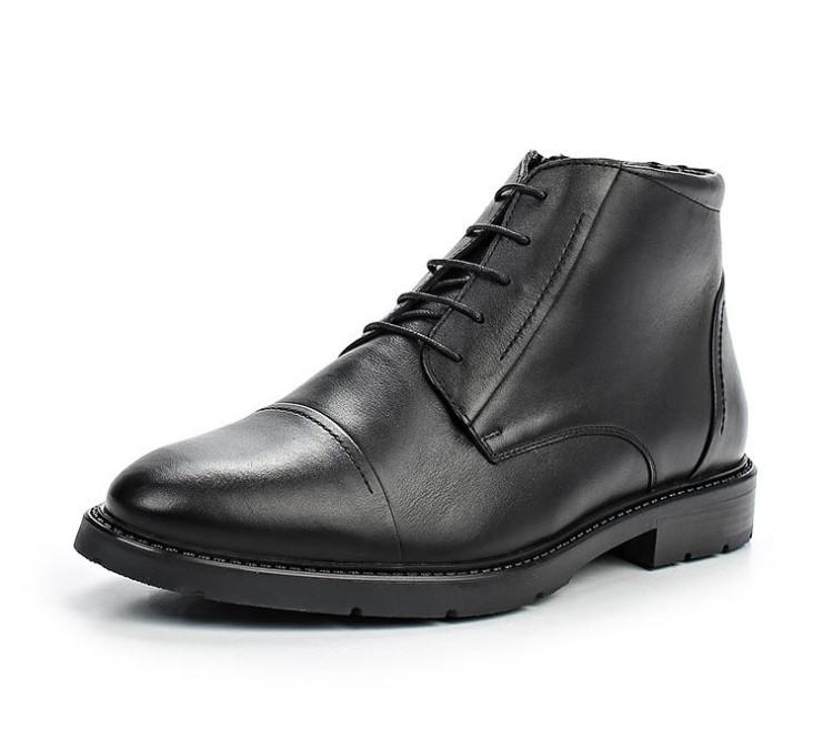 Классические ботинки с мехом Ralf Ringer