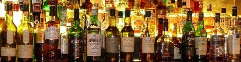 Разновидности шотландского виски