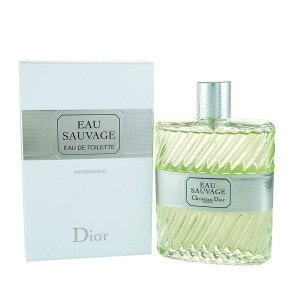 Christian Dior's Eau Sauvage