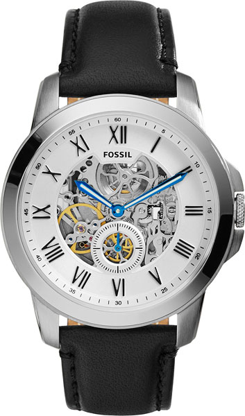 Мужские механические наручные часы Fossil ME3053